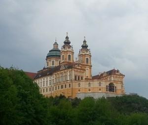 Samostan v Melku